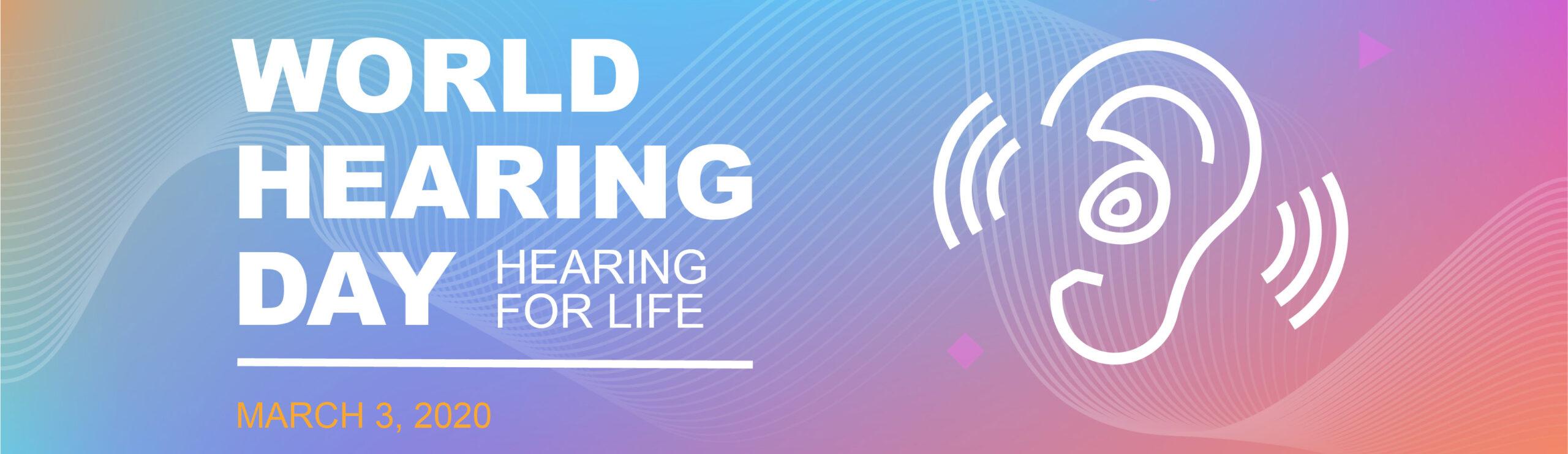 World Health Day 2020 Banner